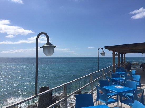 Villaggio Smeraldo: Coffee with a view