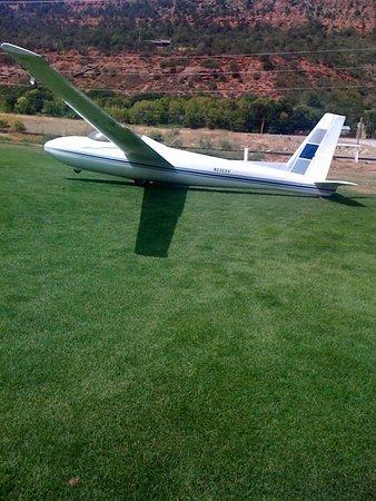 Durango Soaring Club : Glider