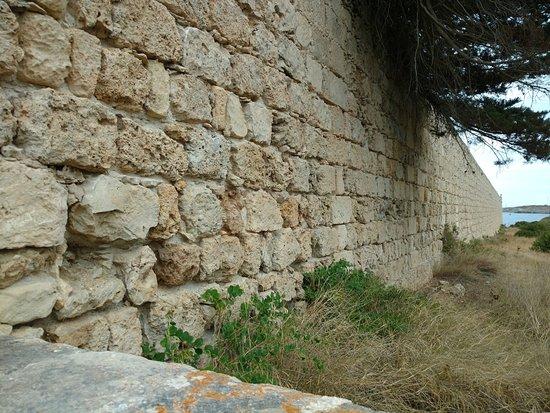Muros Exteriores Picture Of Lazareto De Mahon Mahon Tripadvisor - Muros-exteriores
