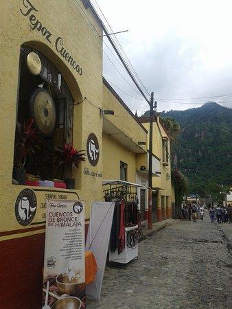 Tepoztlan, Mexico: Tepozcuencos