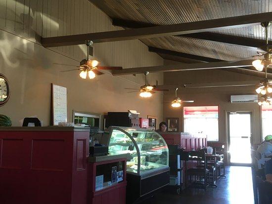 Ozona, TX: Inside