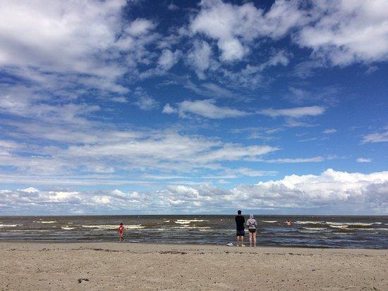 Grand Beach Provincial Park Winnipeg August 2016