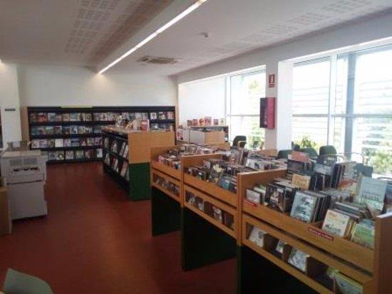 Sant Andreu de Llavaneres, إسبانيا: Sala interior