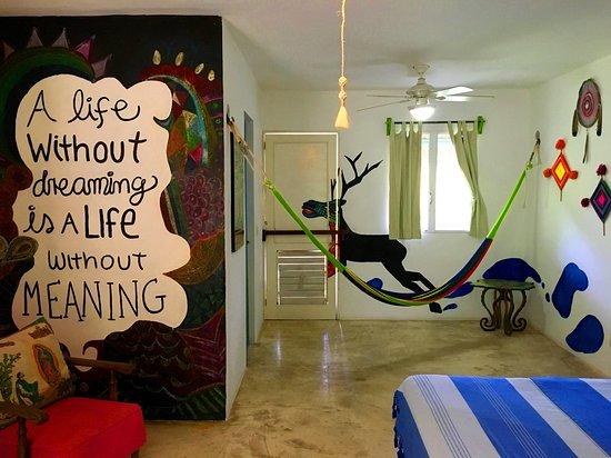 El Jardin de Frida: Double Room El Cotorro
