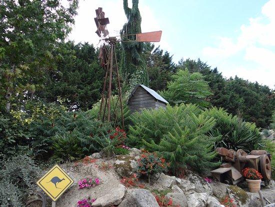 jardin mexicain picture of parc tropical saint jacut les pins tripadvisor. Black Bedroom Furniture Sets. Home Design Ideas