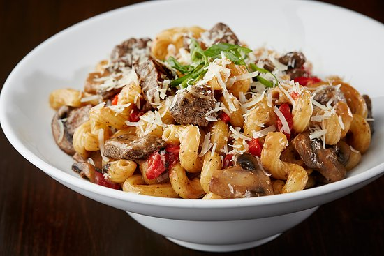Prince George, Canadá: Peppercorn Sirloin Pasta