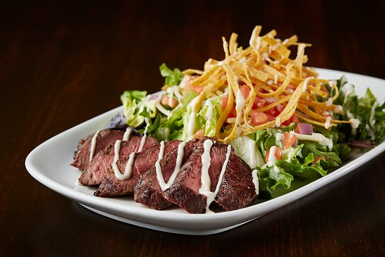Prince George, Kanada: BBQ Steak Salad