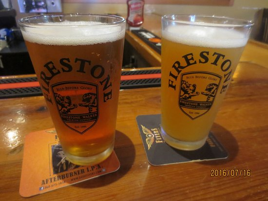 Oak Harbor, WA: in-house brewed craft beers