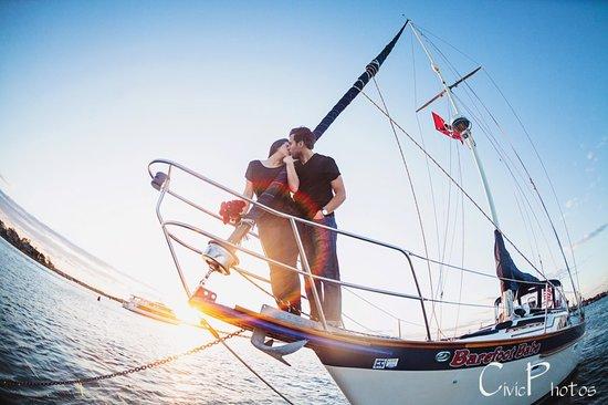 Clear Lake Shores, TX: Romantic Couple Charter