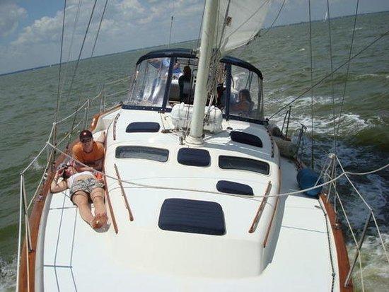 Clear Lake Shores, TX: Day Sail