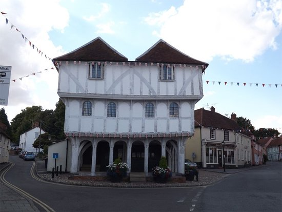 ‪‪Thaxted‬, UK: Thaxted Guildhall‬