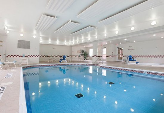 Residence Inn Tulsa South: Indoor Pool