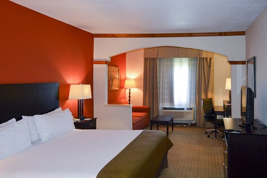Country Inn & Suites by Carlson Houston Northwest: Country Inn & Suites Houston NW King Suite