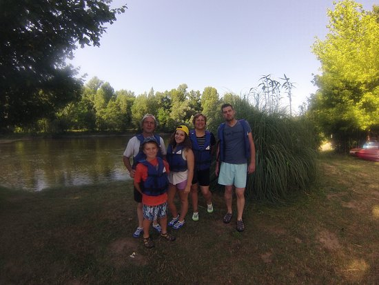 Carennac, Frankrijk: La fine équipe !