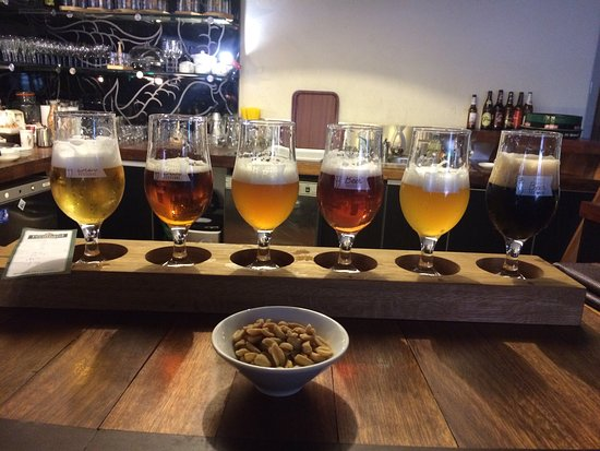 Bohemian Craft Beer Tasting