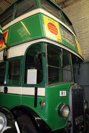 National Transport Museum: A real cracker
