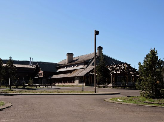 Old Faithful Snow Lodge and Cabins-bild