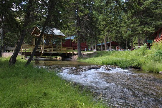 Wickiup Village Cabins Lodge Reviews Lead Sd