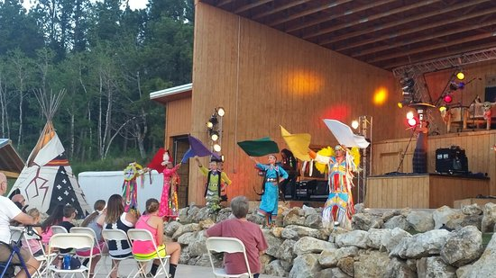 Brule: Traditional Dancers