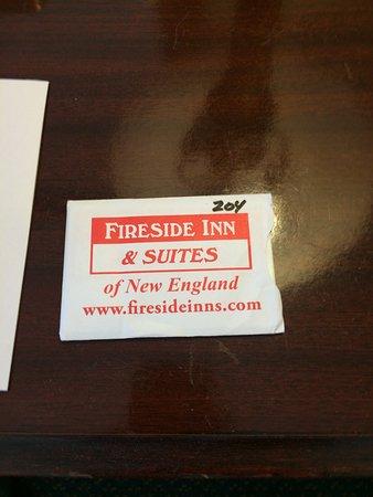 Fireside Inn & Suites, Bangor: Ecco dove viene servita la colazione al mattino 😱