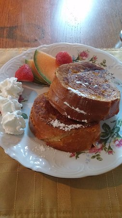 Heartwood Inn and Spa: French Toast