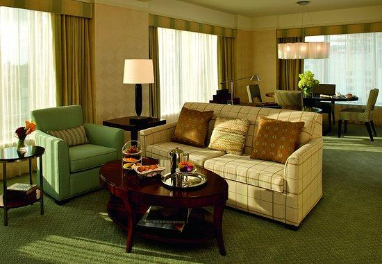 The Ritz-Carlton, Boston: Luxury Suite