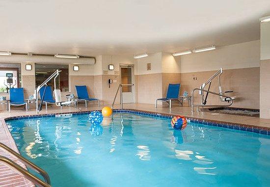 Johnston, Iowa: Indoor Pool