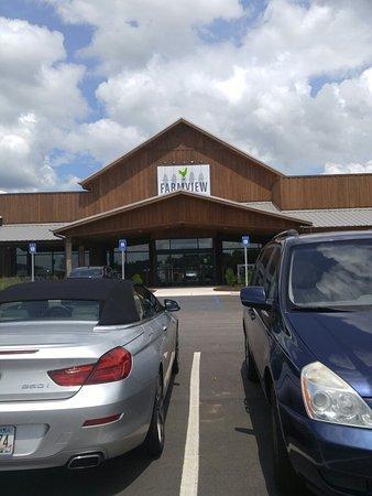 Madison, GA: Entrance