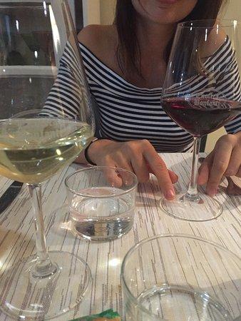 Larciano, อิตาลี: Vini eccezionali consigliati direttamente dalla cantina
