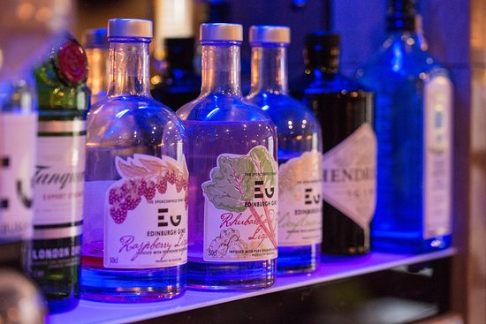 Lockerbie, UK: Try some of our locally produced gins