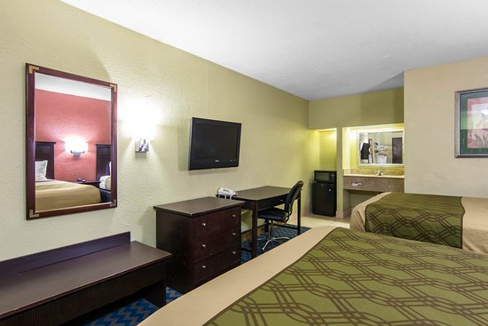 Econo Lodge : Queen Room