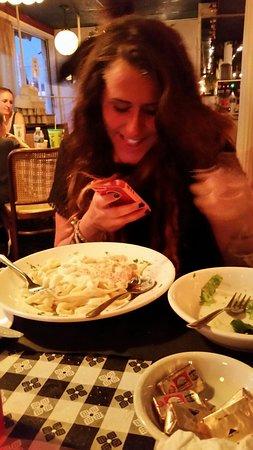 Beautiful Mama Leone's: Fine Italian dishes