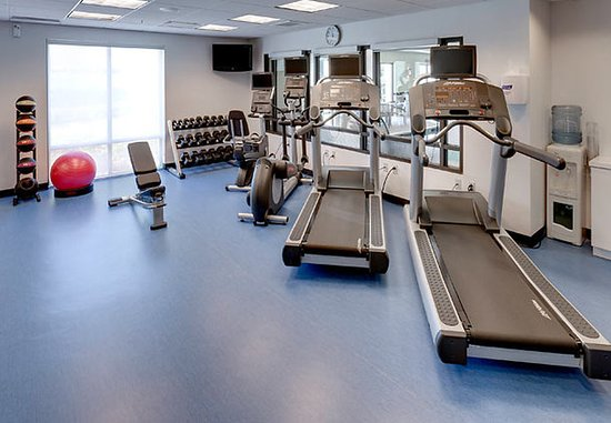 Solon, OH: Fitness Center