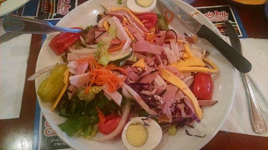 Marietta, GA: The Cobb Salad