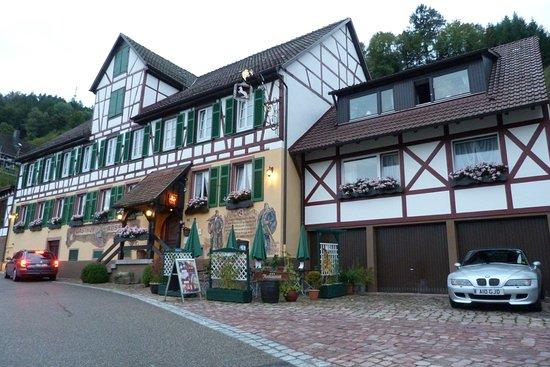 Hotel zum Weyssen Roessle Image