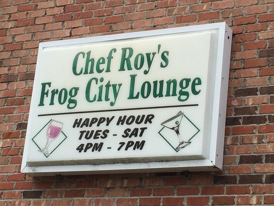 Chef Roy's Frog City Cafe: photo2.jpg