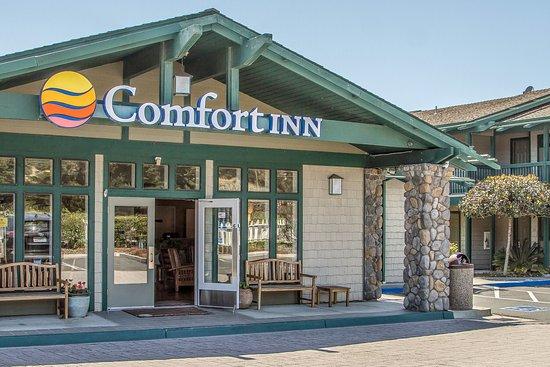 Comfort Inn Half Moon Bay: CExterior