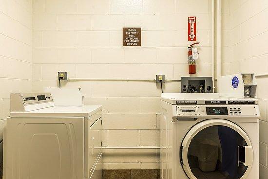 Zanesville, OH: Laundry