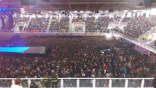 18.12.16 concerto jovanotti zoppas arena foto di zoppas arena
