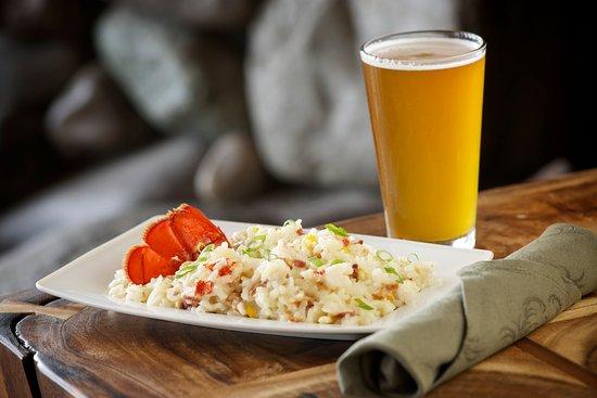 Stevenson, Ουάσιγκτον: Skamania Dining Beer and Lobster