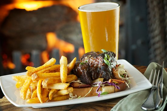 Stevenson, Ουάσιγκτον: Skamania Dining Beer and Fries