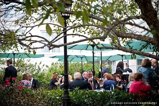 Florham Park, Nueva Jersey: Cocktail Hour - Outdoors