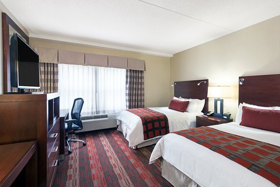 Florham Park, Nueva Jersey: Double Double Room