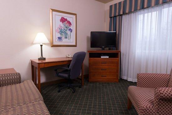 Everett, Waszyngton: Two Room Suite