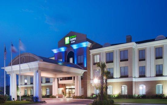Orange, TX: Hotel Exterior