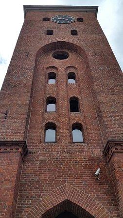 Эльблонг, Польша: Brama Targowa