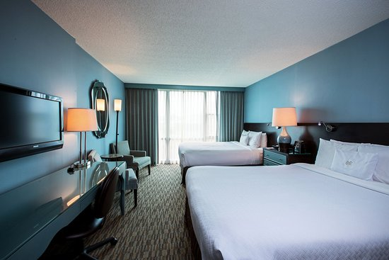 Glen Ellyn, IL: Double Bed Guest Room