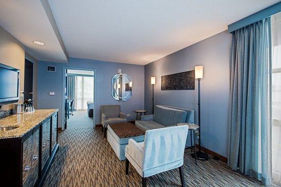 Glen Ellyn, IL: ADA King Suite