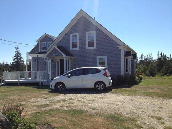 Barrington, Canada: Blue skies over Sea Change
