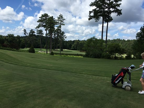 Finley Golf Course: Pictures from my recent visit